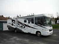 2012 Georgetown 351DS 36 ft Class A with Bunkbeds
