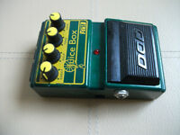 Rare DOD Juice Box Overdrivre Made in the USA