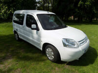 2007 Citroen Berlingo 1.6HDi 75hp Multispace Forte netherton cars