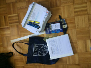 1ST CARPENTER BOOKS FROM NAIT!! EVERYTHING INCLUDED