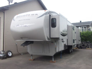 FIFTH WHEELS MONTANA 34.3RL 2011