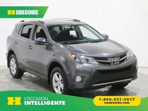 2014 Toyota Rav 4 XLE FWD AUTO GR ELECT MAGS BLUETOOTH CAMERA TO