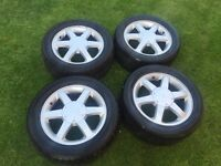 Ford cougar alloy wheels