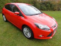 2014 63 FORD FOCUS 1.0 ECOBOOST ZETEC 5 DOOR
