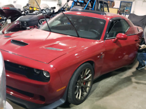 DEAL PENDING!! 2017 DODGE HELLCAT