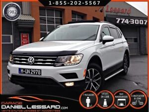 Volkswagen Tiguan 4MOTION, 7 PLACES, CUIR, TOIT PANO, GPS, MAG 2