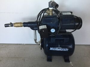 1/2 HP Mastercraft Jet Pump