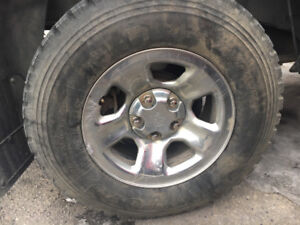Tire - Wanted