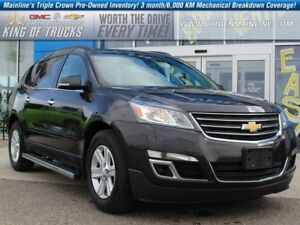2014 Chevrolet Traverse 1LT  Heated Front Seats | Rear Vision Ca
