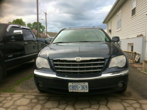 2007 AWD Chrysler Pacifica Touring