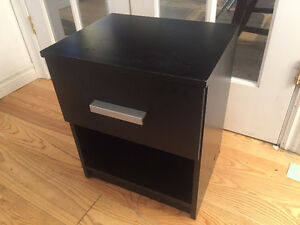 Night Stand, Rarely used