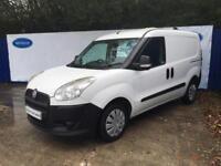 2011 Fiat Doblo Cargo 1.3JTD 16v ( 90 ) Multijet Diesel Van