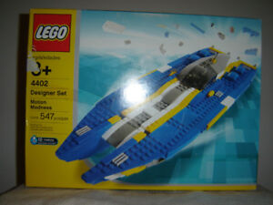 LEGO  Motion Madness Boat.
