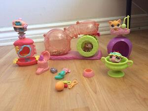 Littlest Pet Shop Baby Pet Set