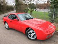 1986 Porsche 944 Turbo, Guards Red, Huge Amounts Of History