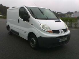 Renault Trafic 1.9TD Phase 2 SL27dCi 2006 230,000 miles (1 owner, good history)