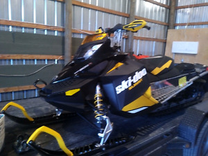 2012 Skidoo Summit 800 Ptec with T Motion