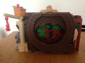 Thomas and friends Take n play set Rescue from Misty Island vgc