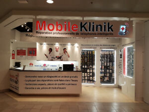 Mobile Klinik - Repair center for smartphones and tablets