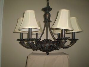 2 Good Quality Chandeliers