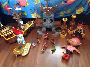 Disney  Jake and the neverland pirates