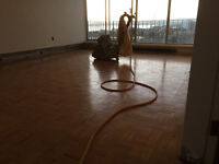Looking to hire a Floor installer and Sander f/t & p/t $20 +/hr