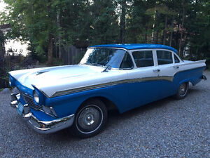 1957 Ford custom 300 V8 272 100% original