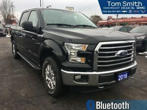 2016 Ford F-150 XLT XTR  LOW KMS, BLUETOOTH, REAR VISION CAMERA