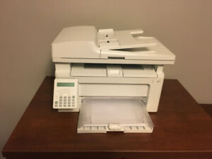 HP LaserJet Pro M130fn All-in-One Printer $40 OBO