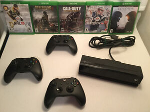 Xbox one divers:manettes-kineck-Madden17-Halo-COD etc..