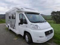 Swift Bolero 680FB rear bed automatic coachbuilt motorhome Sale Agreed