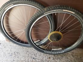Specialized mountain bike wheels