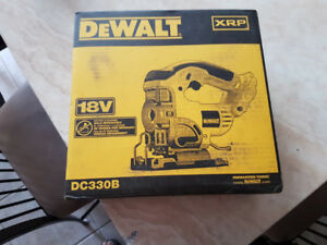 Brand New Dewalt 18V Cordless Jig saw (Tool only)