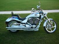 2007 Victory Vegas Jackpot Low Miles With Extreme Graphics