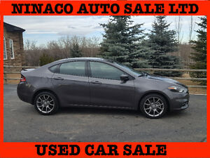 2014 Dodge Dart SXT RALLYE  $8.999 BIG Hail Sale! $8.999 ALL IN