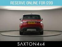 2017 Land Rover Range Rover Sport 3.0 SD V6 HSE Auto 4WD (s/s) 5dr SUV Diesel Au