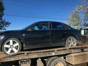 2007 AUDI A4 FOR PARTS PARTING OUT CARS CAR PARTS