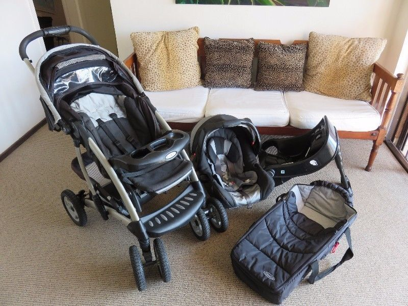 Graco Quattro Travel System Raincover