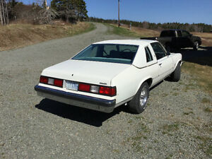Rare 1979 Olds Omega. Less than 1100 produced