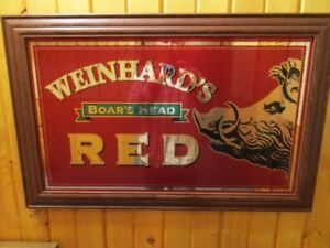 BEER SIGN IN EXCELLENT SHAPE  $40  IN TRAIL