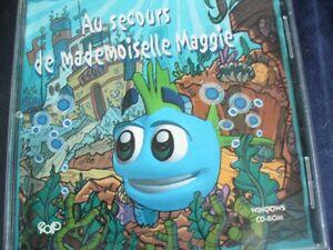 Cdrom Au secours de Mlle Maggie West Island Greater Montréal image 1