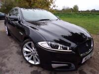 2011 Jaguar XF 3.0d V6 S Portfolio 4dr Auto Parking Aid Pack! DAB! 4 door Sa...