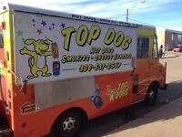 Food truck is here again! :)