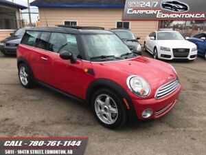 2009 MINI Cooper Clubman 6 SPEED LOADED...LOTS OF FUN TO DRIVE!!