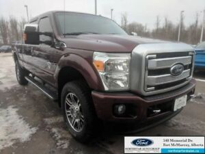 2016 Ford F-350 Super Duty Platinum|6.7L|Rem Start|Nav|Moonroof|