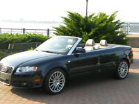2009 Audi A4 cabriolet S-Line,cuir