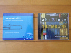 Trombone CD recordings