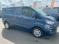 2020 Ford Transit Custom 300 L1 2.0 EcoBlue 130ps Low Roof Limited Van Panel Van
