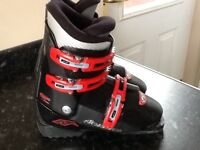 Nordica junior ski boots