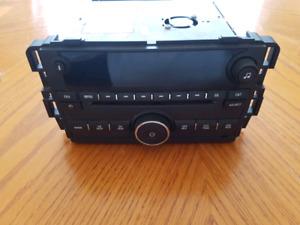 GMC Sierra CD player